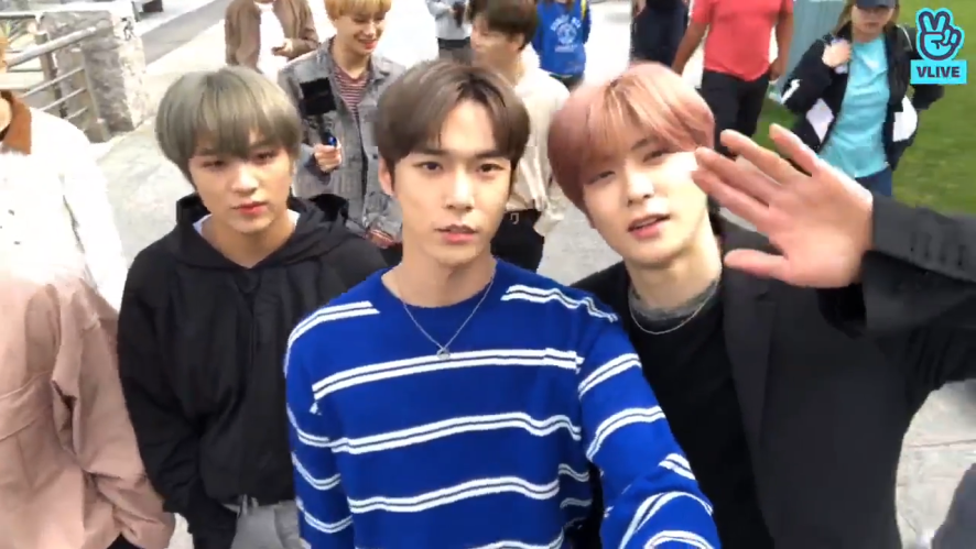 [NCT] 뉴욕에 가면 허드슨뤼버도 있고 NCT127도 있고💚 (NCT 127 going to the Hudson River)