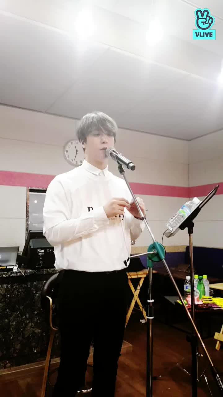 손동운 편해지자 라이브 깜짝 공개!!