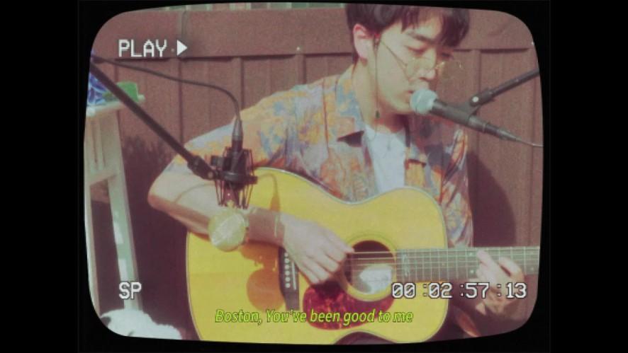 LambC (램씨) 'Green is the new Black : Part4 Boston' (Live ver.)