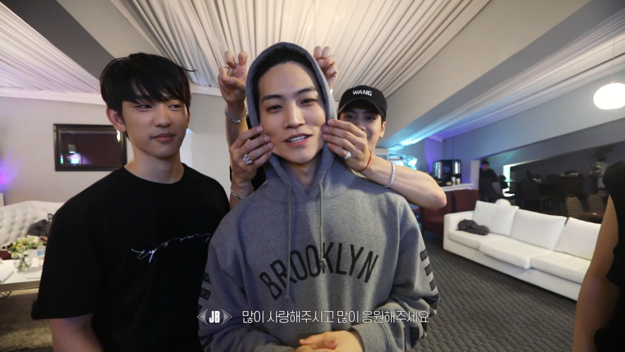 [GOT7(갓세븐) TOURGRAPH] WORLD TOUR 'EYES ON YOU' EP.07