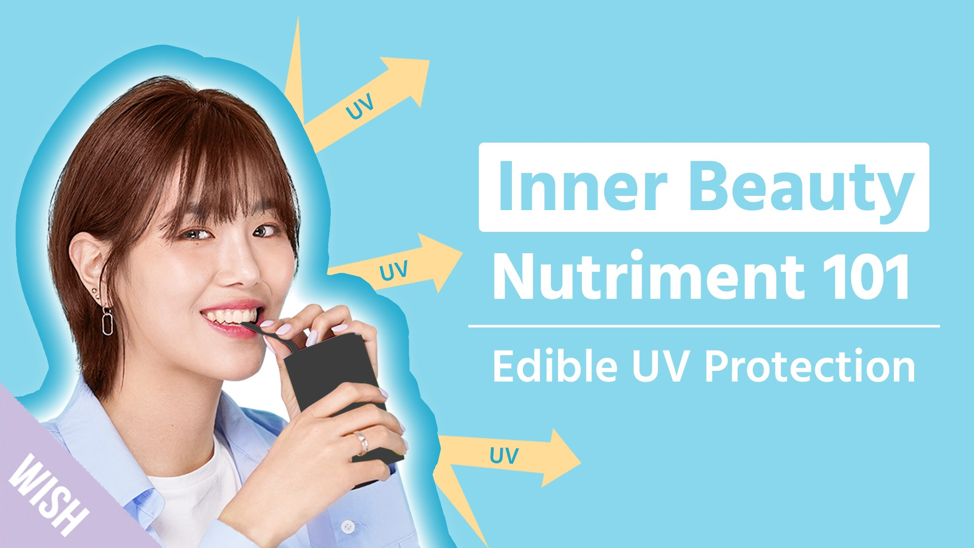 Does Inner Beauty Nutriment Really Restore The Skin's Health? | Edible UV Protection