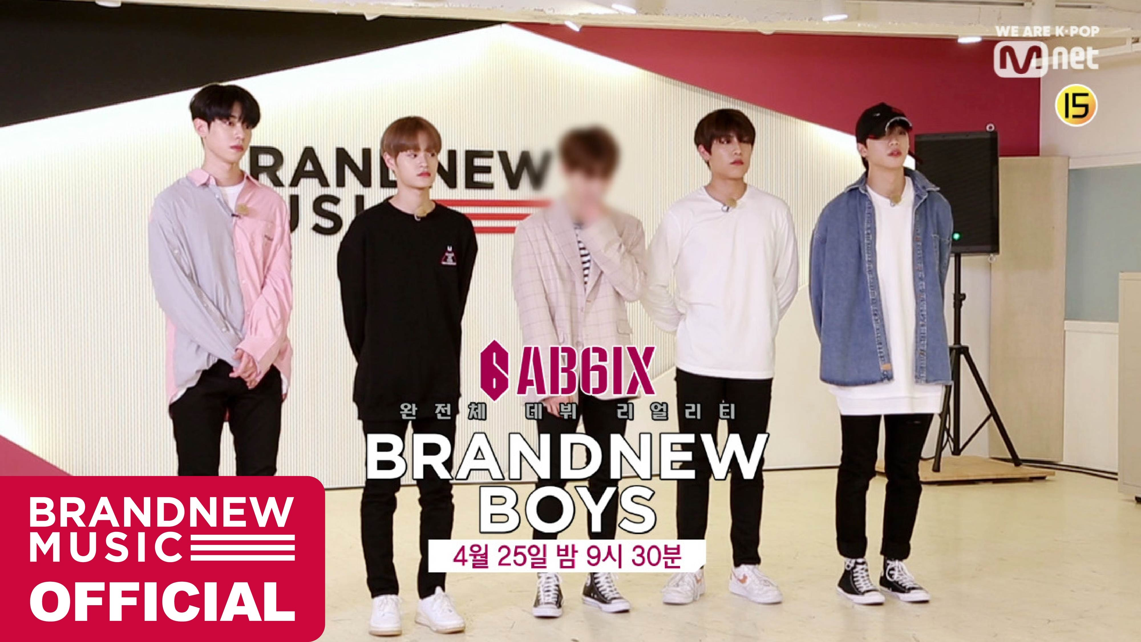 AB6IX (에이비식스) REALITY SHOW 'BRANDNEWBOYS' TRAILER #2