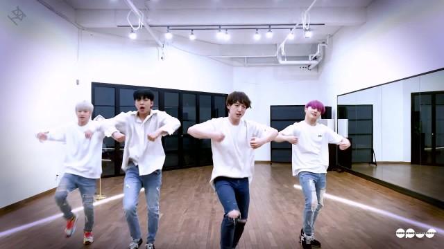 열혈남아(HBY) - '내 품에 안겨' 안무영상 (DANCE PRACTICE)