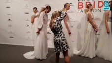 [DTV Barcelona Bridal Fashion Week]  Marco & Maria 현장분위기+ 백스테이지