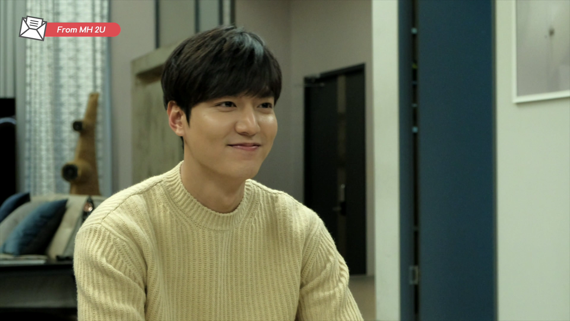 [LEE MIN HO] 8 Letters #EP8. From MH 2U (From. 이민호)