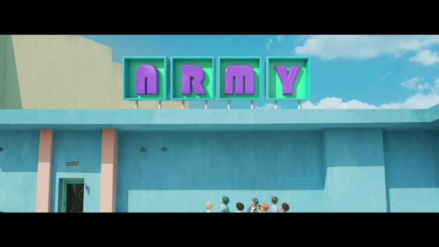 BTS (방탄소년단) '작은 것들을 위한 시 (Boy With Luv) feat. Halsey' Official MV ('ARMY With Luv' ver.)