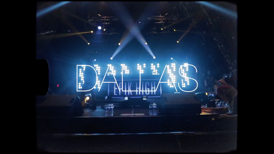 EPIK HIGH 2019 TOUR - sleepless in DALLAS