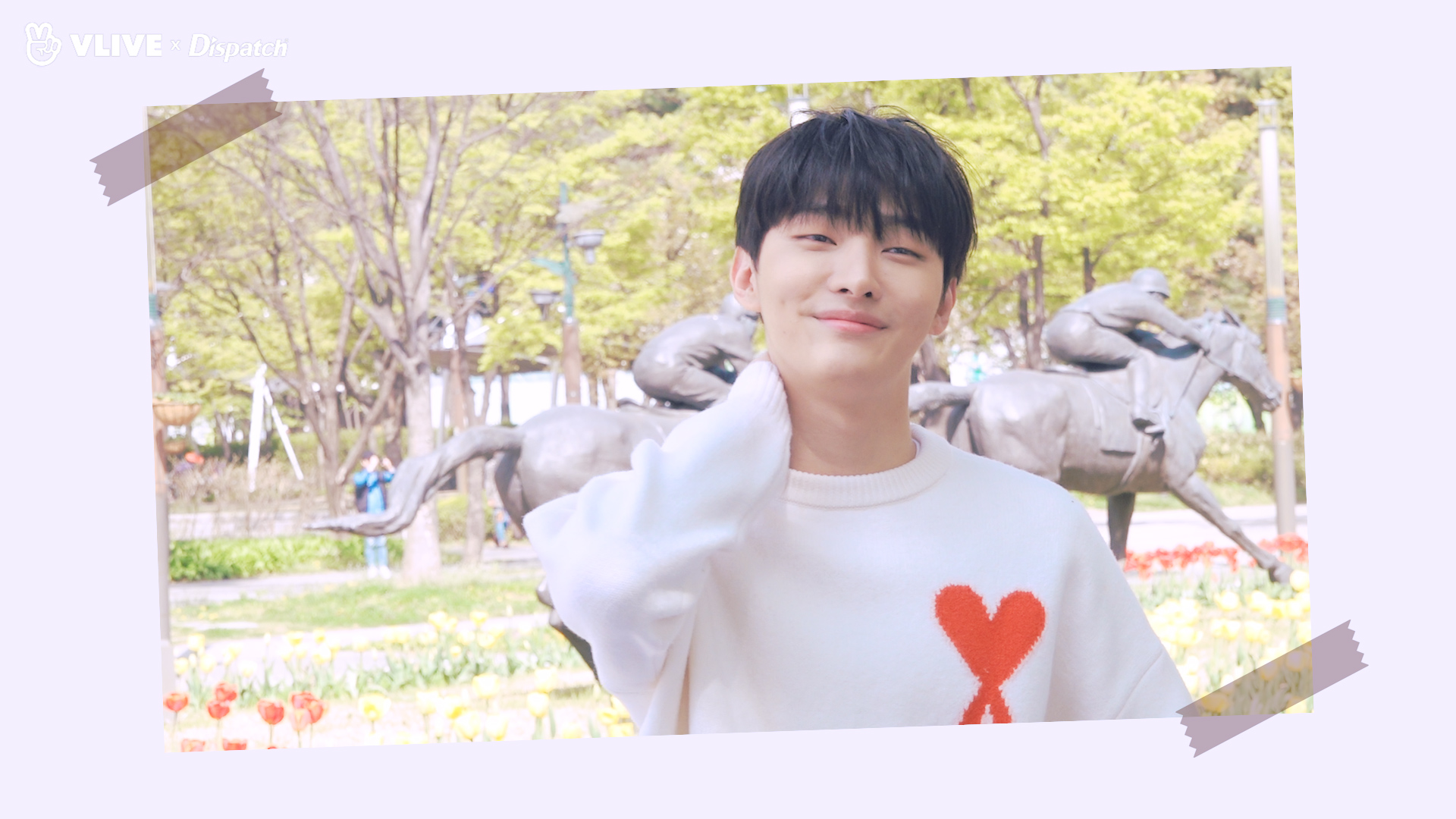 "[ⓓxV] ""지성의 페이지"" (윤지성:YOON JI SUNG)"