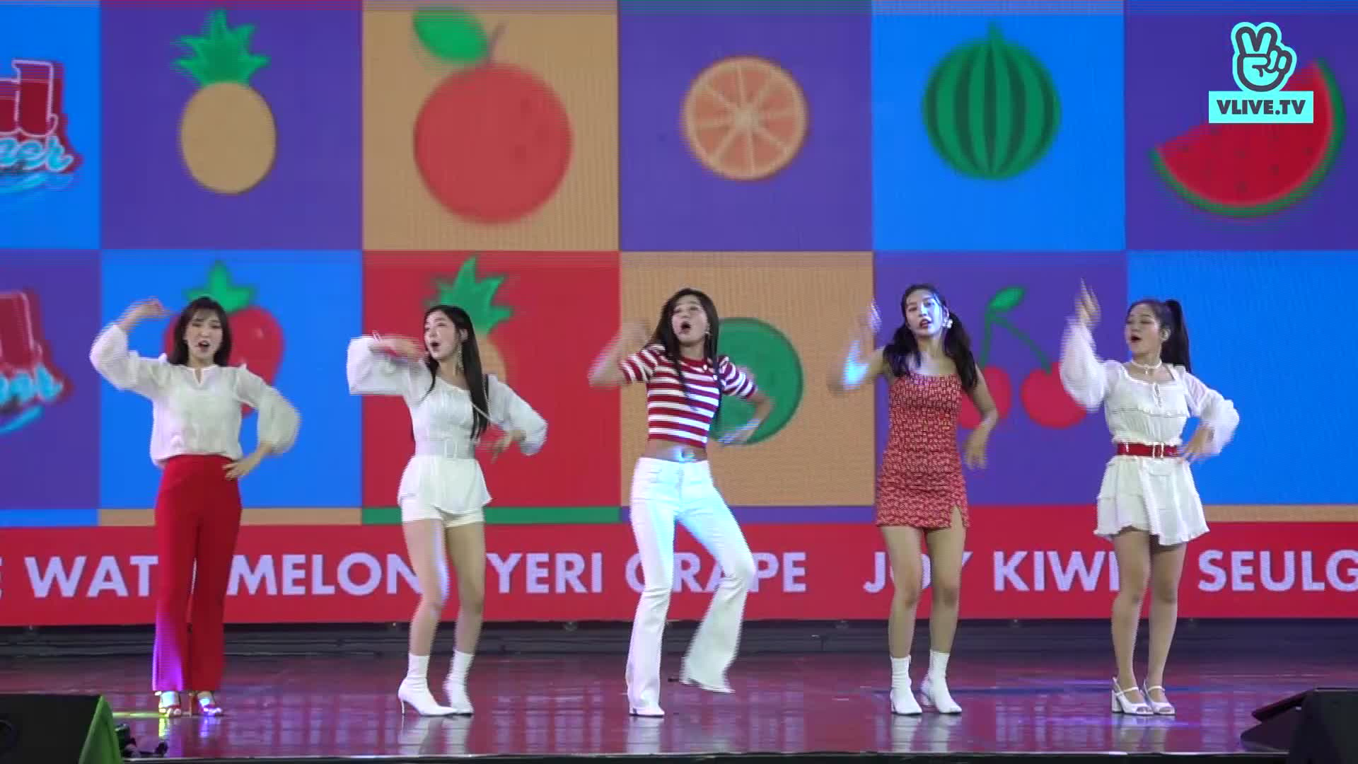 [Focused camera] - RED VELVET - RED FLAVOR - V HEARTBEAT LIVE APRIL 2019