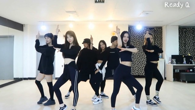 "Jo Jung Min 조정민 - ""Ready Q 레디 큐"" 안무 연습 영상 Dance Practice Video"