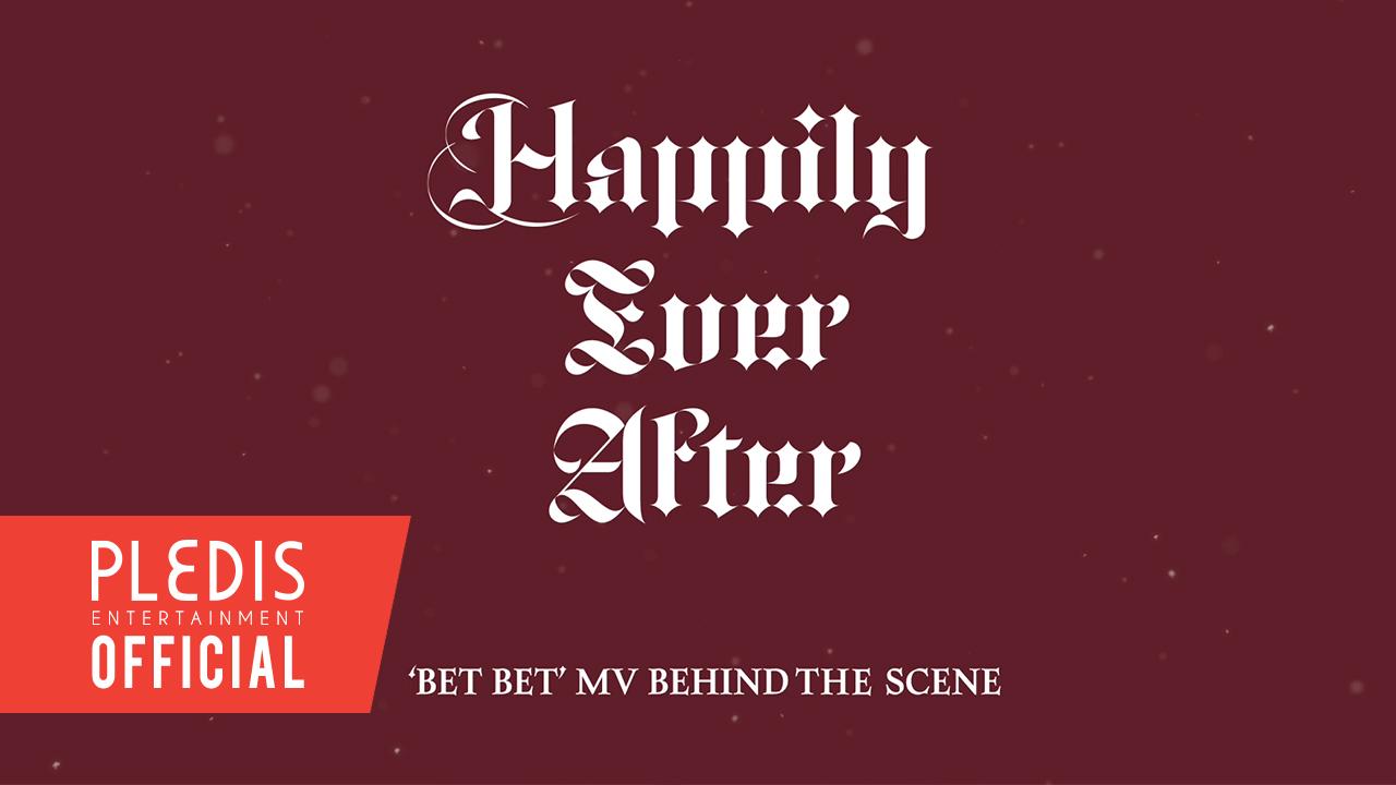 [V ONLY] NU'EST 'BET BET' M/V BEHIND THE SCENE