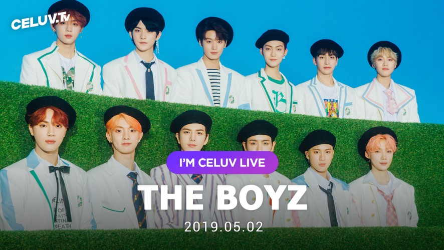 [Replay][I'm Celuv] 더보이즈(THE BOYZ), 활짝 핀 꽃처럼 만개한~ Bloom Bloom Pow! (Celuv.TV)