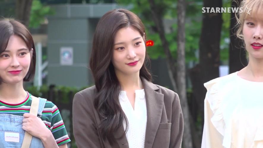 다이아(DIA)  출근길 (20190503, 뮤직뱅크)