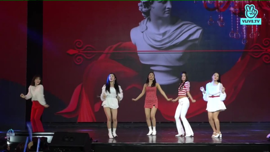 [Focused camera] - RED VELVET - BAD BOY - V HEARTBEAT LIVE APRIL 2019