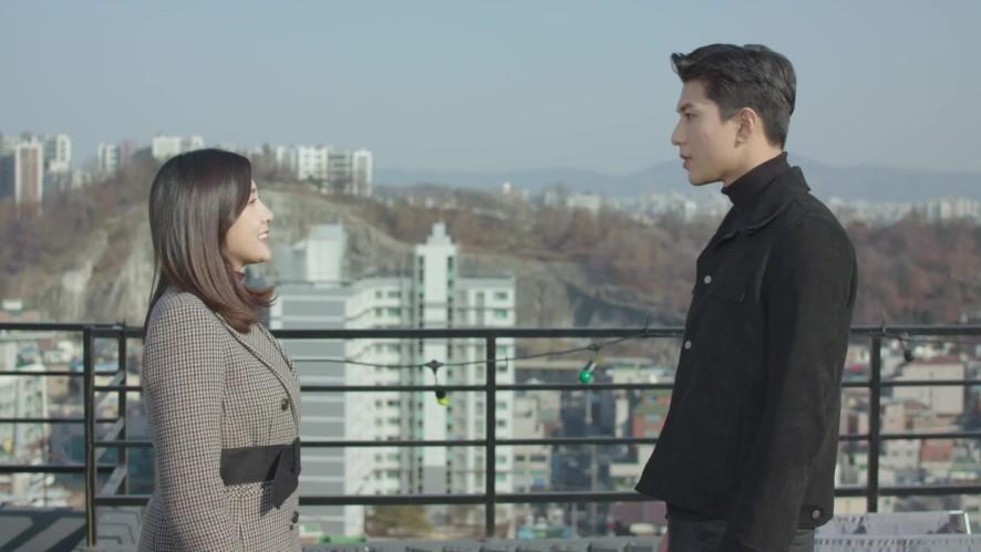 """#25 """"우리 오늘 살짝 땡땡이 쳐요""""  Korean Study with K drama(사랑, 기억에 머물다)"""