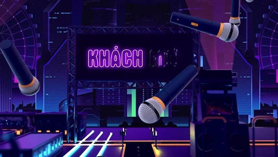 [TEASER - XXMS] Thách thức karaoke tập 3: B-Ray & T-Up - Rap Battle
