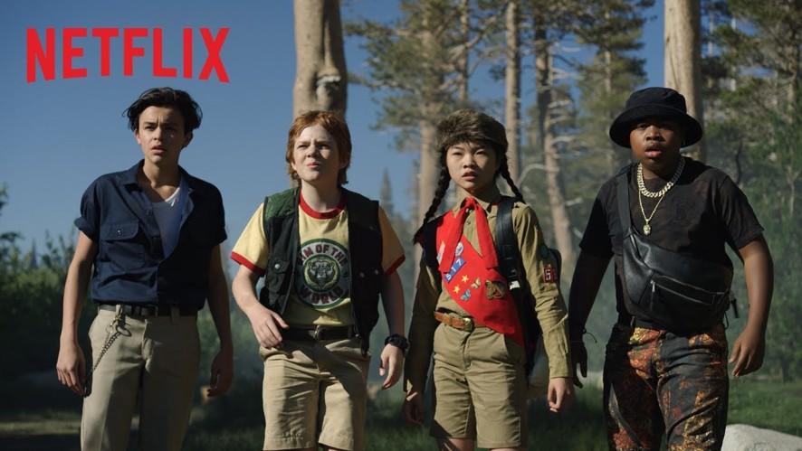 [Netflix] 림 오브 더 월드 - 공식 예고편