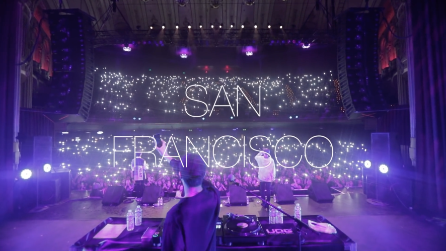 EPIK HIGH 2019 TOUR - sleepless in SAN FRANCISCO