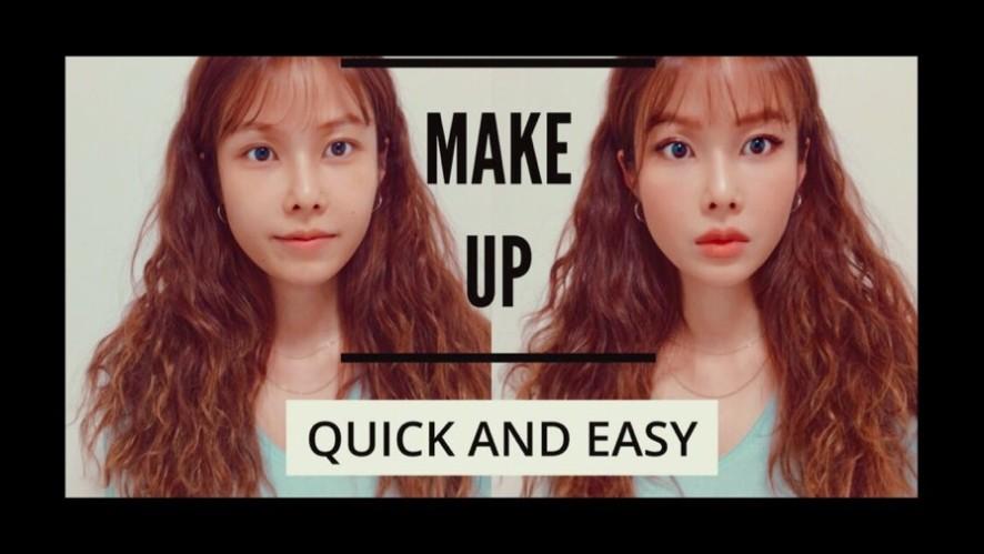 [허은정] ShoooooooooW Time!_Make up♥ (Vlog 메이크업_Teaser)