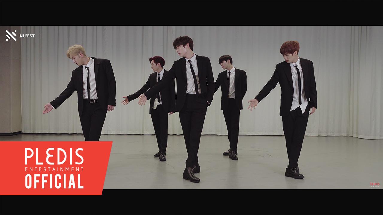 [SPECIAL VIDEO] NU'EST (뉴이스트) - BET BET Dance Practice Close Up Ver.