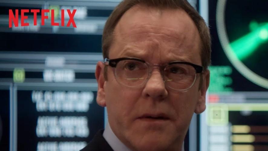 [Netflix] 지정생존자 : 시즌3 - 공식 예고편