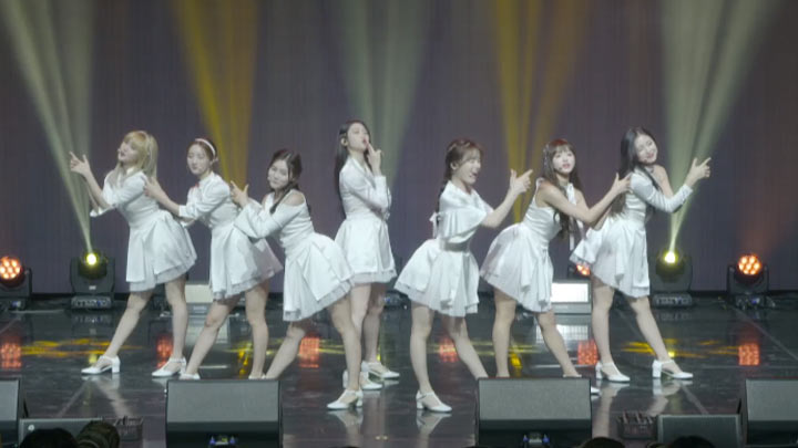 [Full] OH MY GIRL [The Fifth Season] SHOWCASE