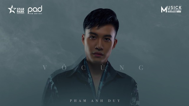 VÔ CÙNG (Vì anh thương em) - Phạm Anh Duy (Lyric MV)