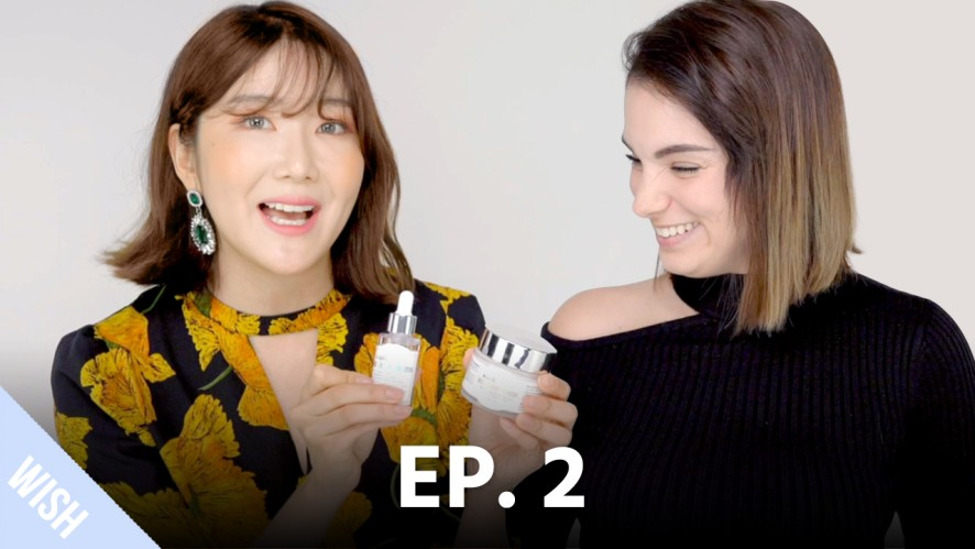 All about Vitamin C and E for Skin with Eunice and Marta