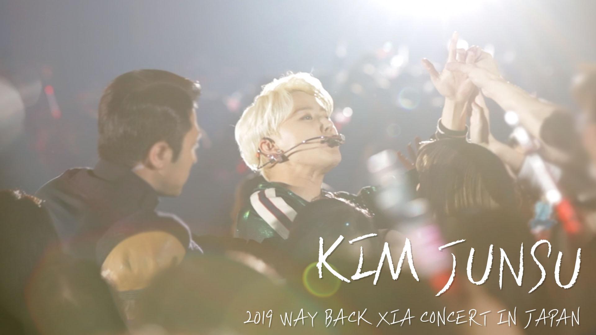 [김준수] 'WAY BACK XIA CONCERT' IN JAPAN 비하인드 (Concert Behind) ㅣXIA