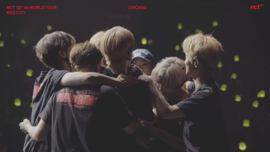 NCT 127 TAKES CHICAGO : 1ST WORLD TOUR _NCT 127 TO THE WORLD