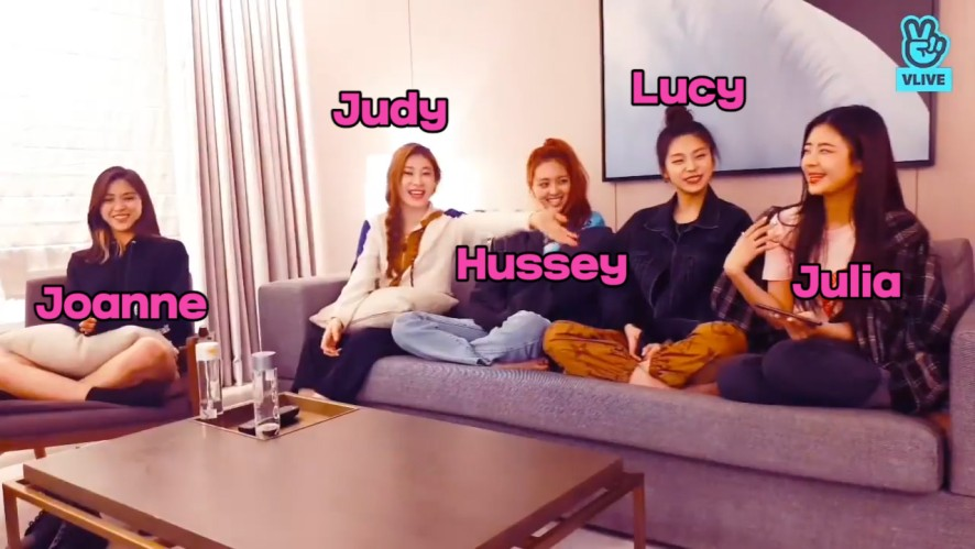 [ITZY] ❣️있지 영어이름 작명소 오픈했지❣️ (ITZY talking about their English name)