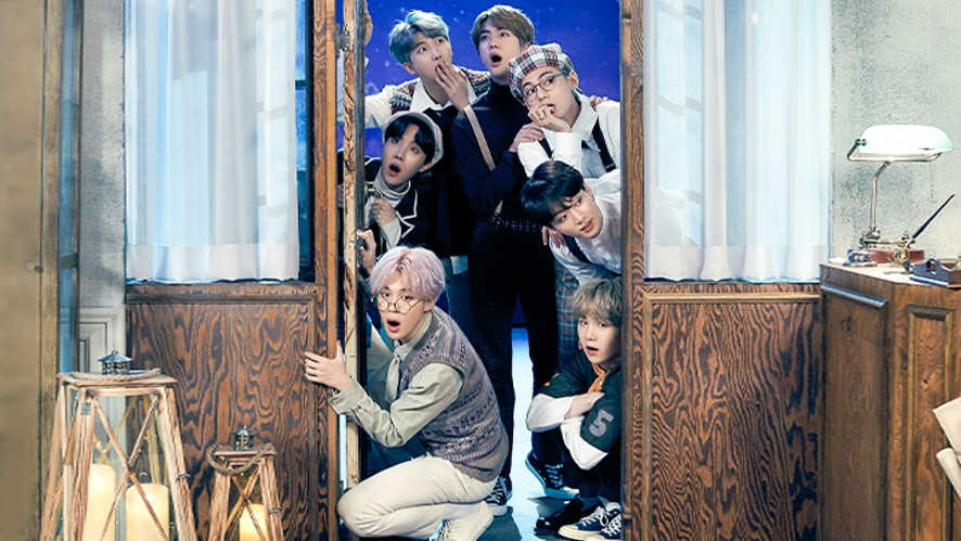 [Main Cam] BTS 5TH MUSTER 'MAGIC SHOP' LIVE STREAMING in SEOUL