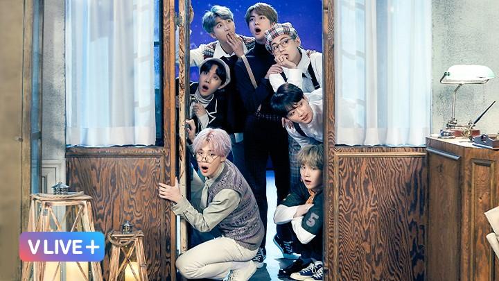 V LIVE - BTS 5TH MUSTER [MAGIC SHOP] in SEOUL