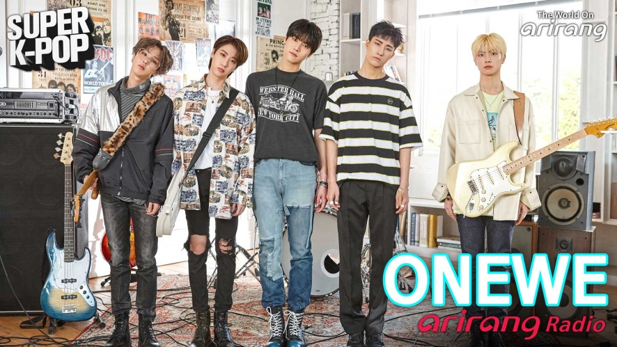 Arirang Radio (Super K-Pop / ONEWE)