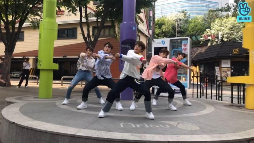 [동키즈]의 춤 메들리