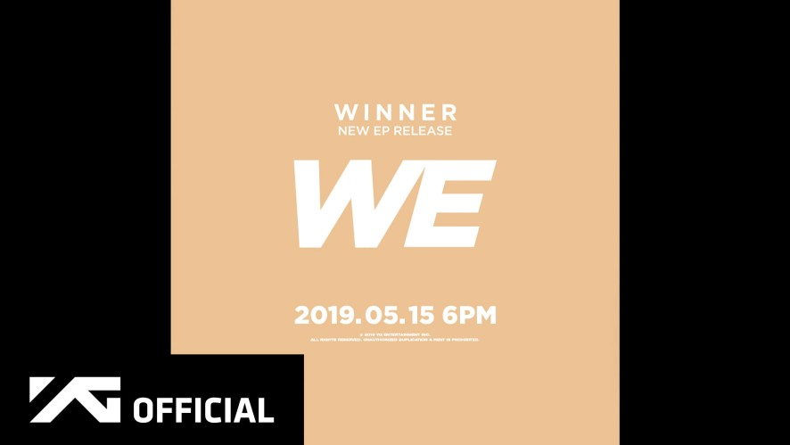 WINNER - 'WE' MOVING TEASER