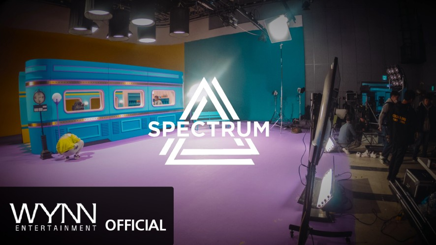 SPECTRUM(스펙트럼) 'AFTER PARTY' MV Making Film