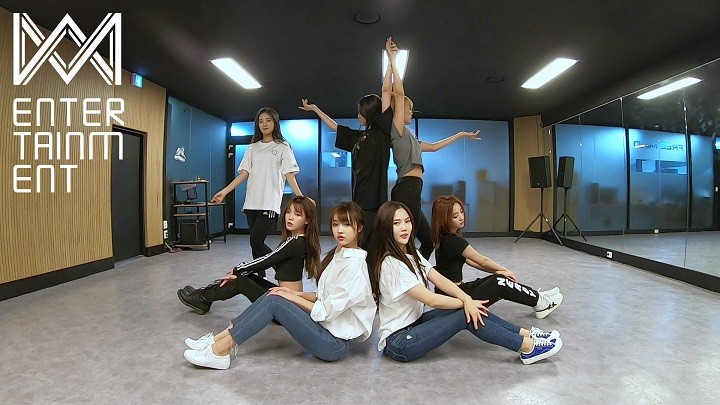 오마이걸(OH MY GIRL)_다섯 번째 계절(SSFWL)(Dance Practice Video)