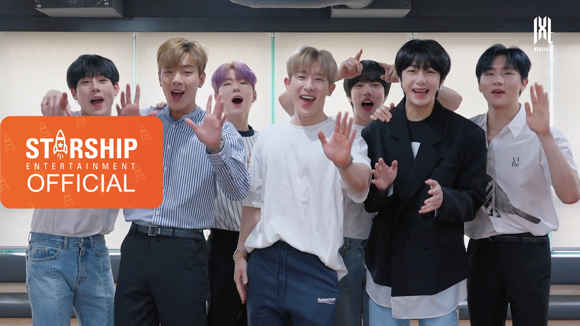 [Special Clip] 몬스타엑스 (MONSTA X) - DEBUT 4th Anniversary Message