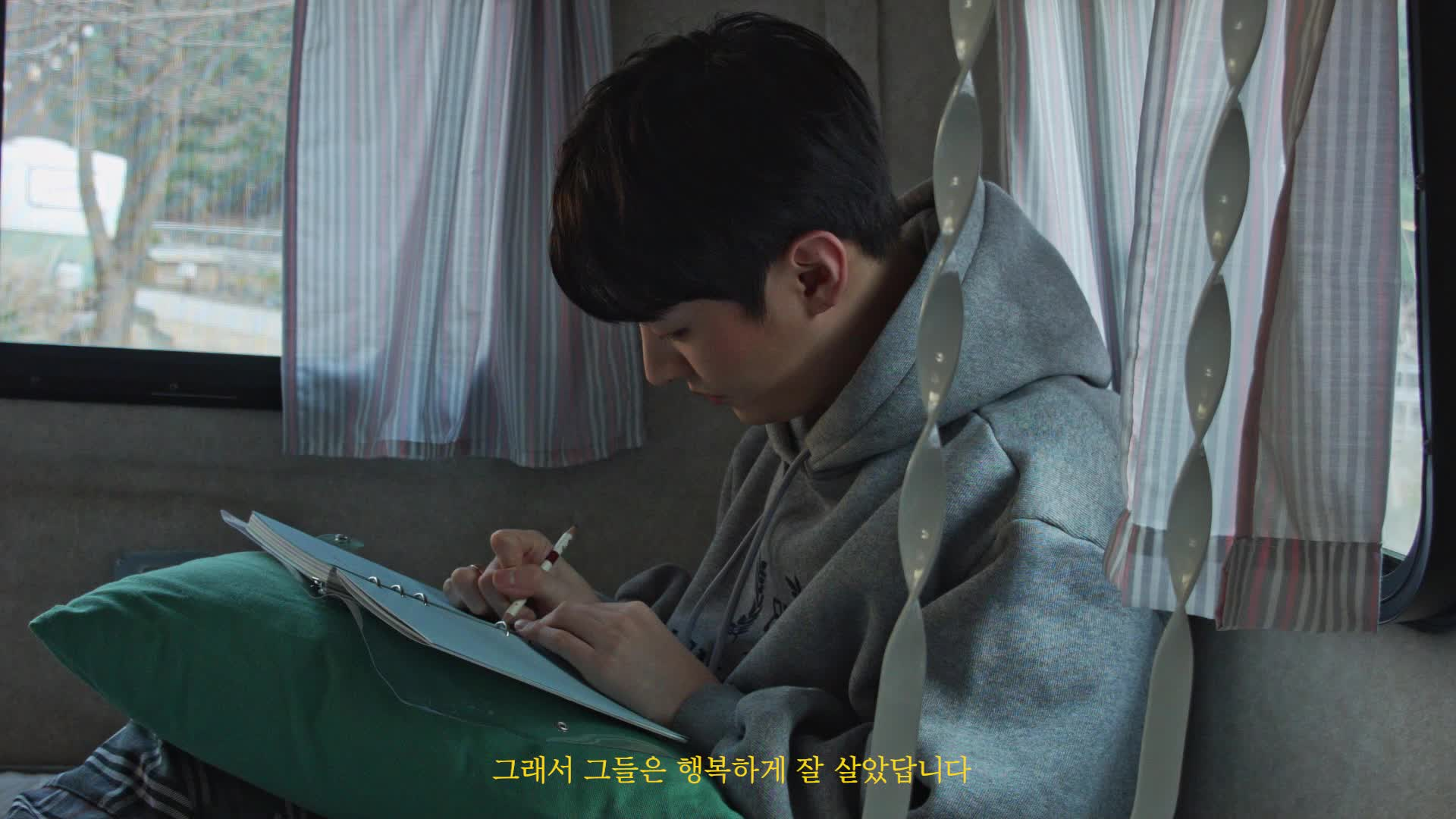 윤지성(Yoon Jisung) - Special Album 'Dear diary' Epilogue
