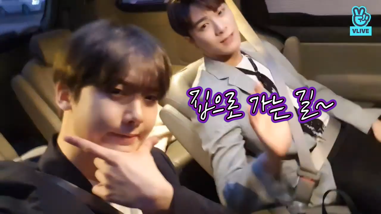 [ASTRO] 빈이따나와 함께하는 전국민 하품 챌린지🤭 (So cute Sanha&Moonbin)