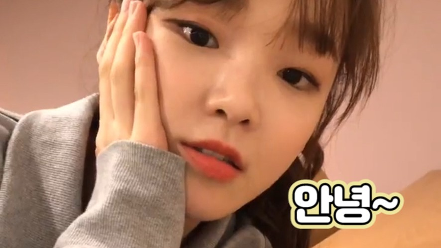 [OH MY GIRL] 씅DNA엔 귀여움만 있는게 확실해❤️•ᴗ•❤️ (SEUNGHEE singing new songs)