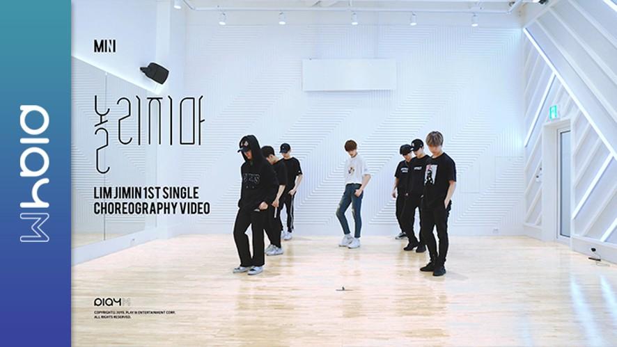 임지민(LIM JIMIN) _ 놀리지마(Loveholic) Choreography Video