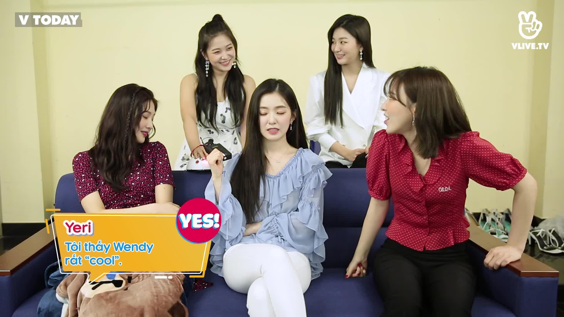 [Exclusive] Thử thách độ thành thật của Red Velvet cùng máy nói dối
