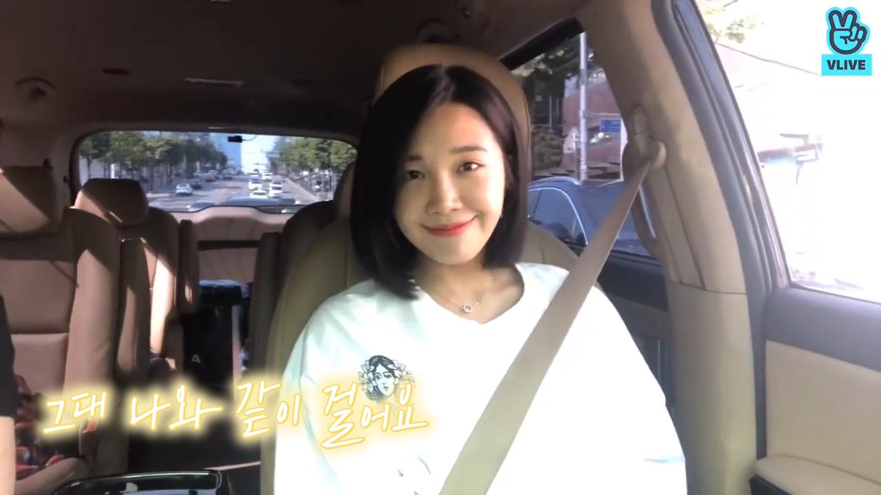 [Apink] 같이 걸어요 듣다가 운동장 818바퀴 걸었어... (Eunji singing 'Be With Me')