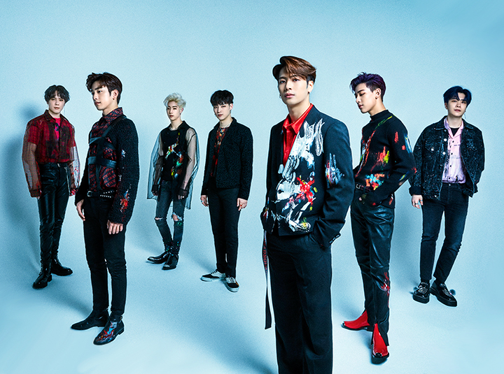 [FULL] GOT7 <SPINNING TOP : BETWEEN SECURITY & INSECURITY> COMEBACK LIVE TALK