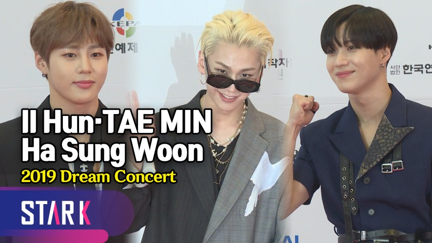 혼자여도 존재감 폭발! 정일훈·태민·하성운 (Il Hun·TAE MIN·Ha Sung Woon, 25th Dream Concert)