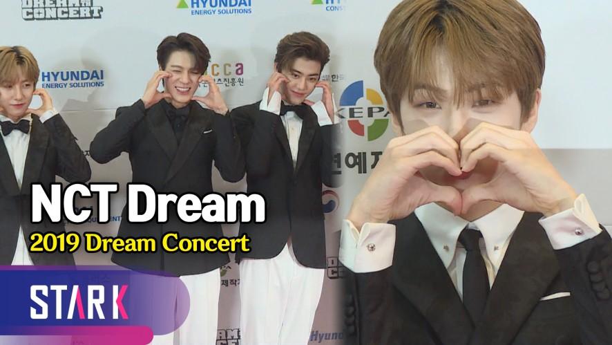 글로벌 꿈돌이 NCT Dream, 하트 3종 세트란 이런 것! (NCT Dream, 25th Dream Concert)