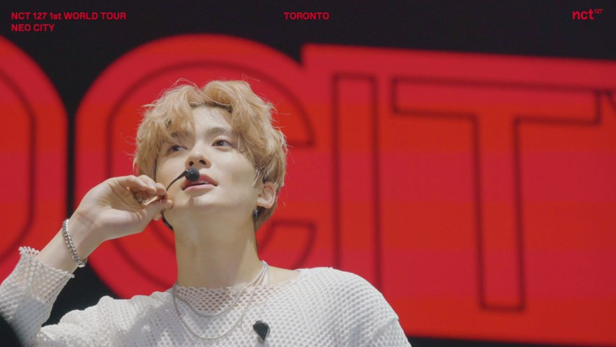 NCT 127 TAKES TORONTO : 1ST WORLD TOUR _NCT 127 TO THE WORLD