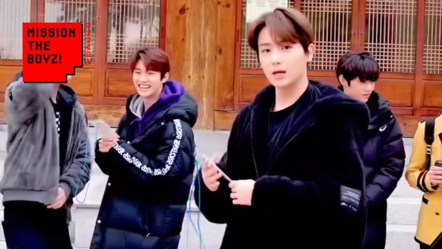[MISSION THE BOYZ] Learn Korean Manners SP (EN/JP/ES)